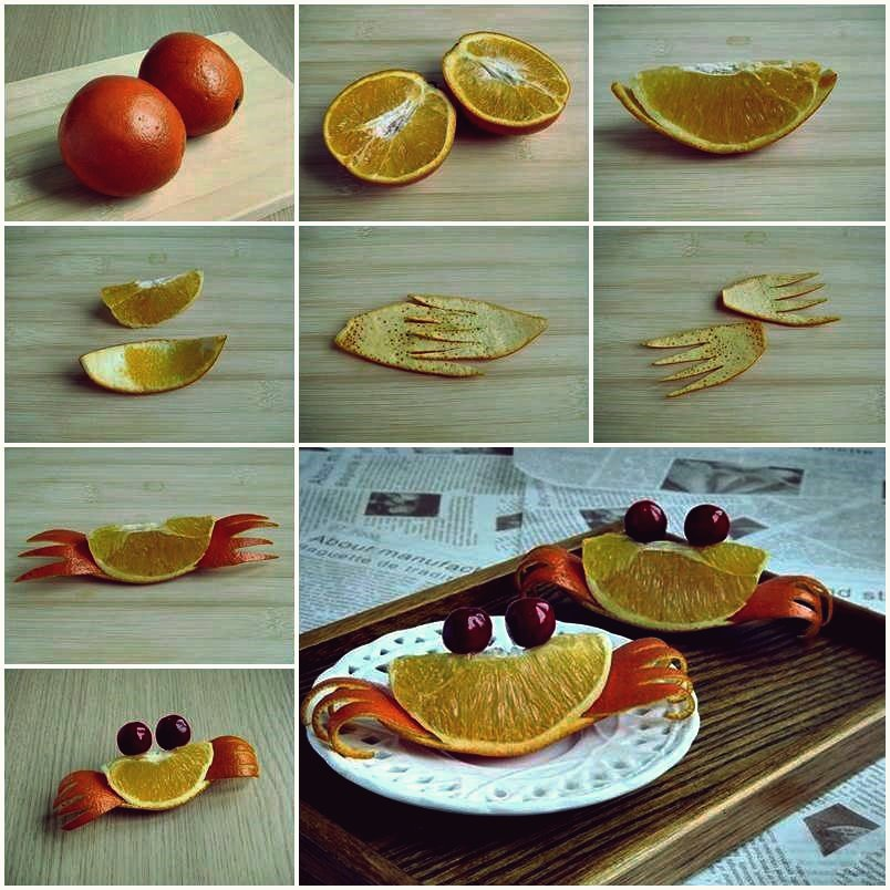 Food Art DIY - Wassermelonenhai