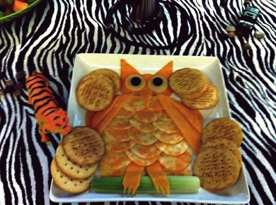 Wie DIY Adorable Cheese Owl